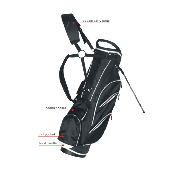 New Style Golf Bag Shoulder Strap Small Fabric Product On Alibaba