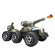 toys infrared shooting military six wheel vehicle rc car