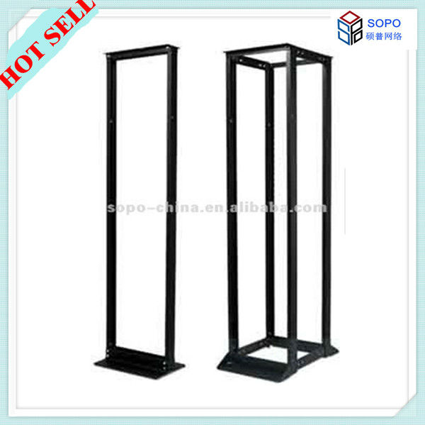 19'' Steel Network Open Rack For Netwrok Cables 12-48u - Buy 42u Open  Rack,19 Inch Open Rack,42u Network Open Rack Product on Alibaba com