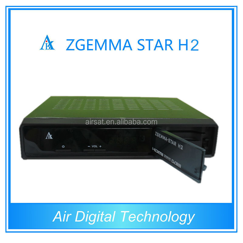 DVB-S2+T2/C Zgemma-star H2 Samsung Hybrid tuner 109A original OE with 5V switch