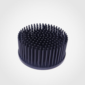low price existing mould round led heatsink