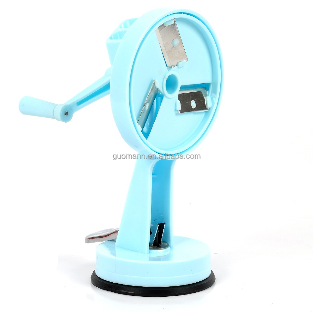 Manual Rotary Bean Slicer