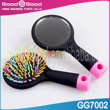 zhejiang hair salon hair brush comb and mirror