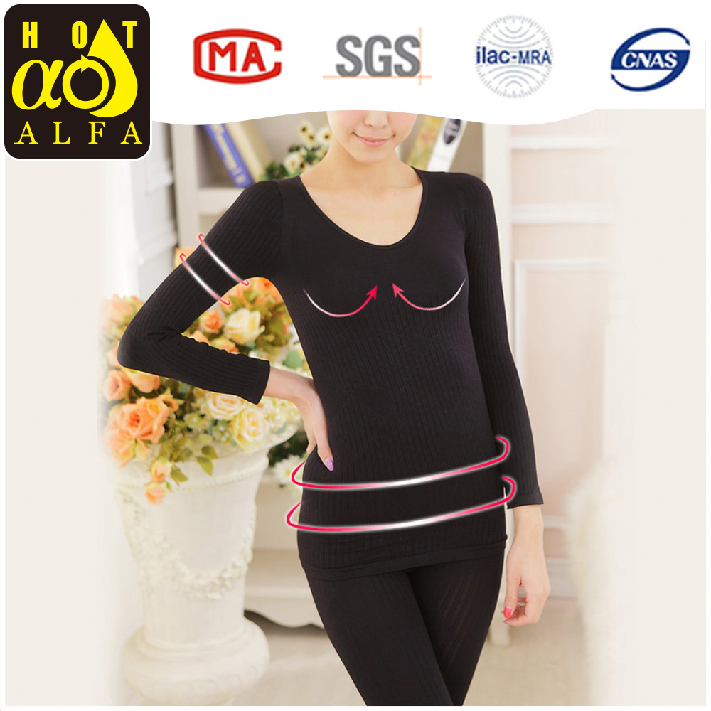 Competitive price factory directly custom seamless long johns thermal underwear K43