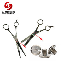 Quality Guarantee Micro M2 M3 M4 Slotted Screw Chicago Male Female Hair Scissor Screw
