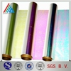 Rainbow film/Transparent film/candy packaging film
