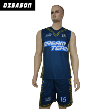 c65f4e8b1694 Popular Design Custom Kids Team Basketball Uniforms