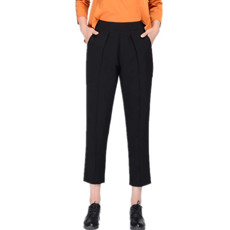 Combine work pants with women's work shirts for a neat and professional head-to-toe outfit. Move freely in flexible women's work pants. Move freely in flexible women's work pants. Women's work trousers include a variety of functional features that help you stay comfortable on the clock.