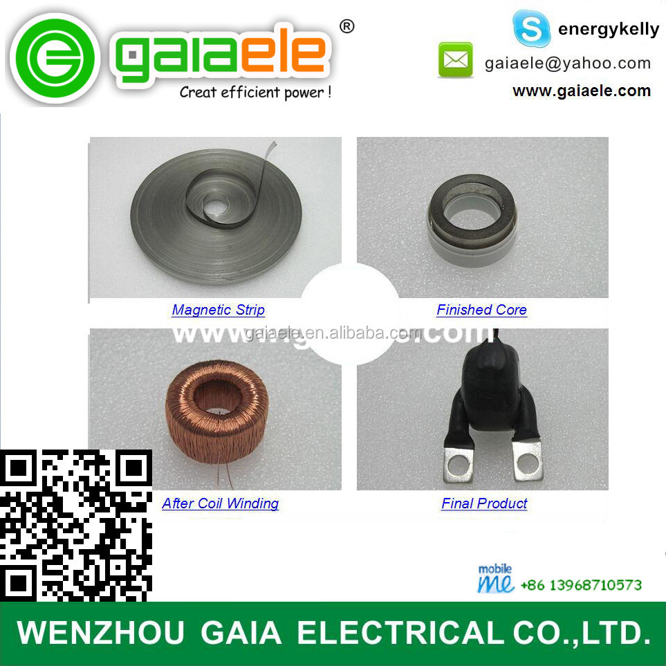 WENZHOU GAIA CT current transformer for instrument KWH energy Meter smart power meter electronic meter
