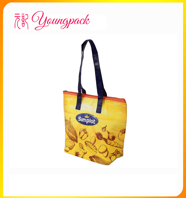 OEM high quality insulated instant ice pack for food storage