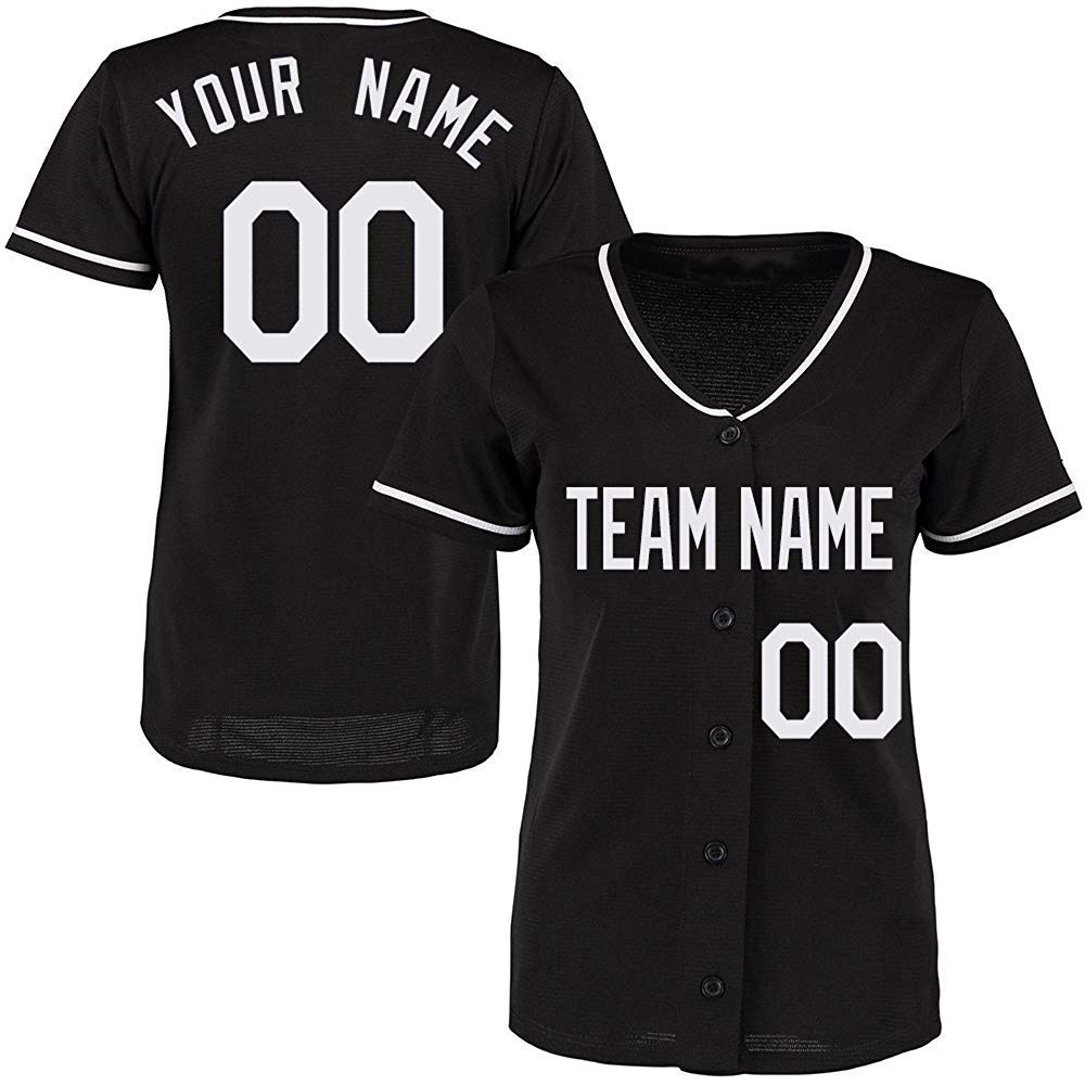 d814522bcfc Get Quotations · Cookien Custom Baseball Jerseys - Design Your Own Team  Jerseys with Team Name