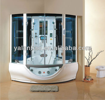 Delicieux Economic Shower Shower Bath Shower Cabins Price Bath Tub Steam Room  Inflatable Spa Enclosed Glass Steam