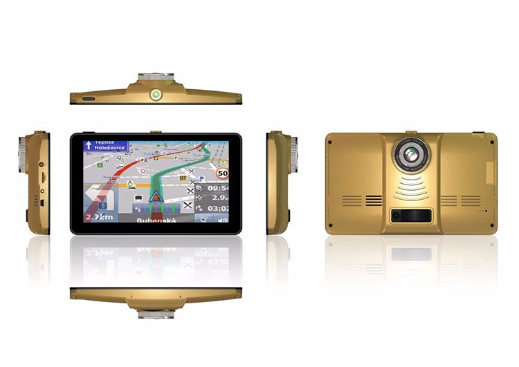 Competitive Price 7 Inch Capactitive Touch Screen Recommended Gps For Car