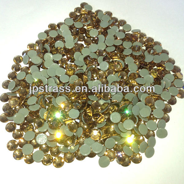 Austrian flat back hot fix crystals crystal design