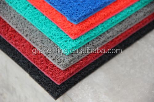 New Design Pvc Coil Mat Plastic Outdoor Doormat