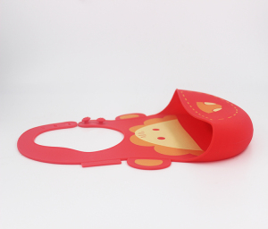 China factory cheap silicone bibs for baby