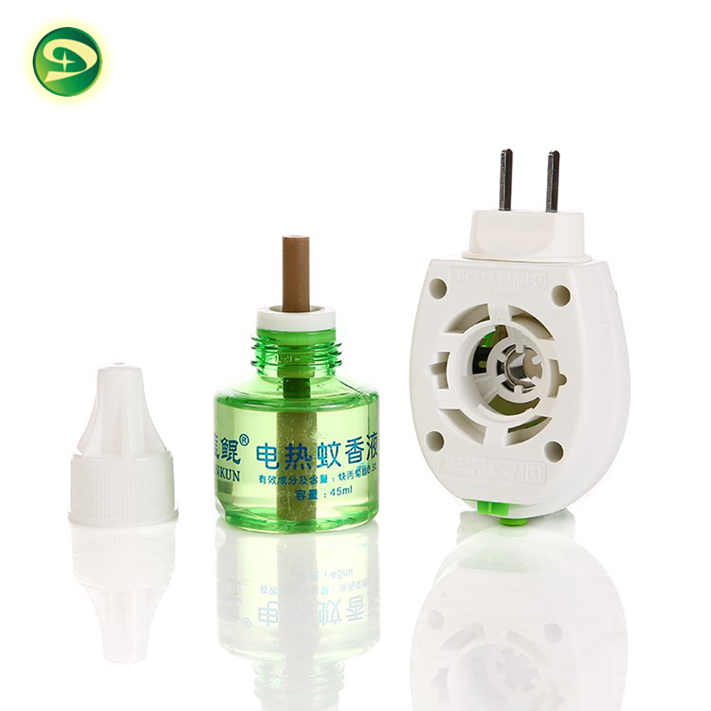 OEM indoor electric mosquito repellent liquid vaporizer and machine