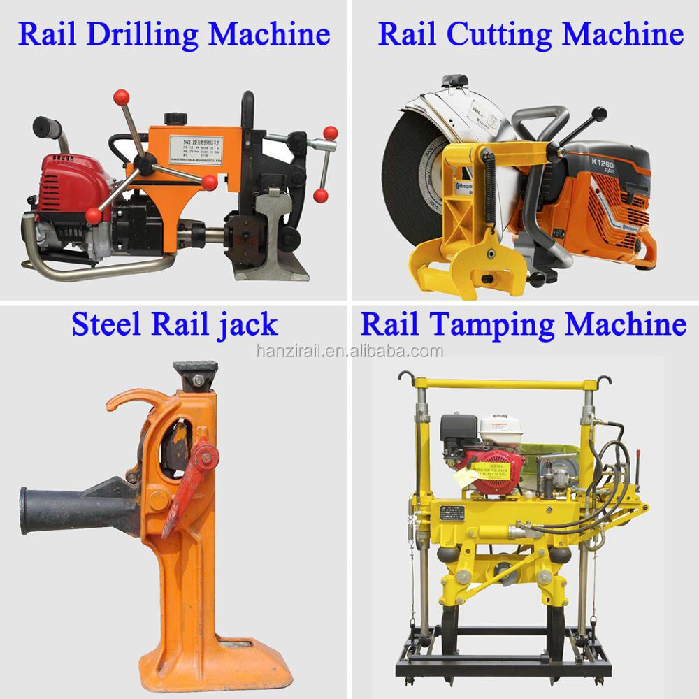 Crane Rail Rubber Pad
