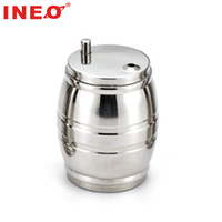 Stainless Steel Toothpick Holder,Metal Toothpick Holder