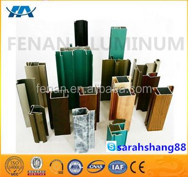 China Aluminium Profile For Door And Window Aluminum Extruded ...