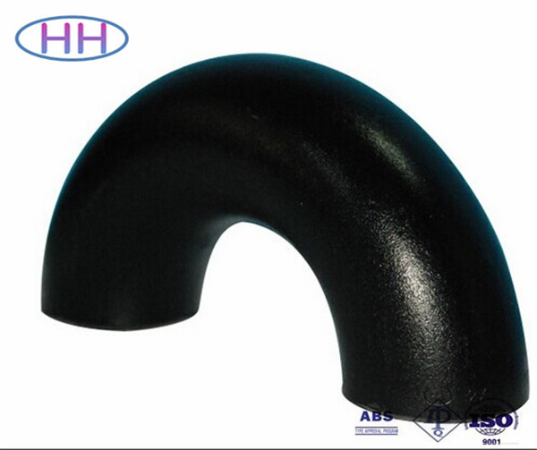 mild steel 180 degree short radius elbow