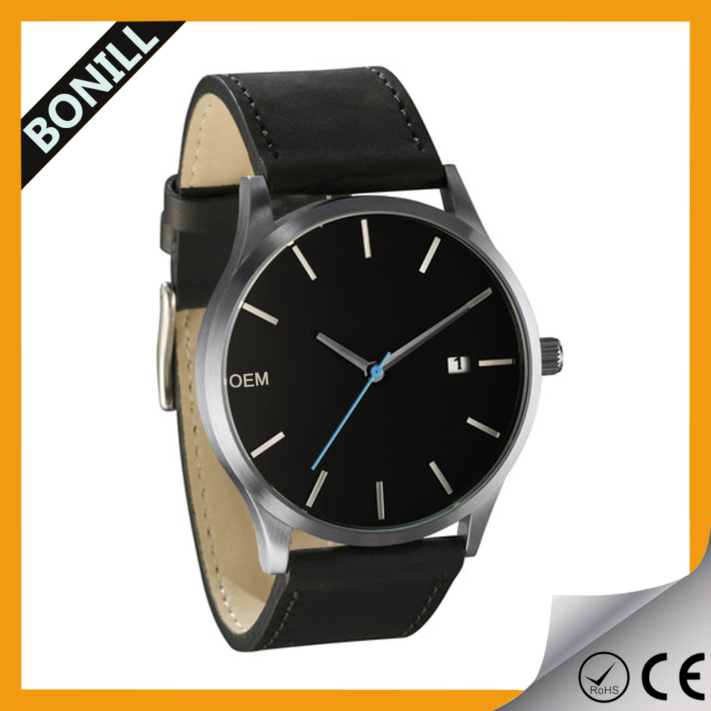 Newest item hot custom your own logo wholesale Classic cool watch factory price watch