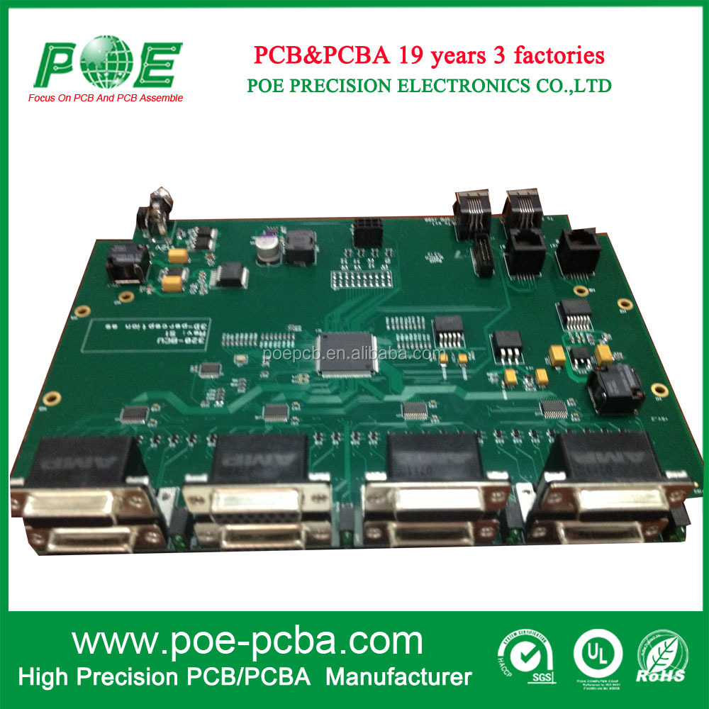 SMT/DIP PCB Assembly OEM PCBA Components Sourcing