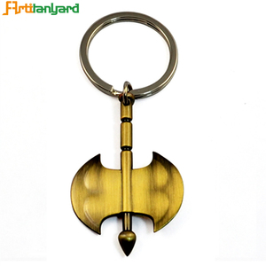 Latest Design Metal Metal Tool Keychain