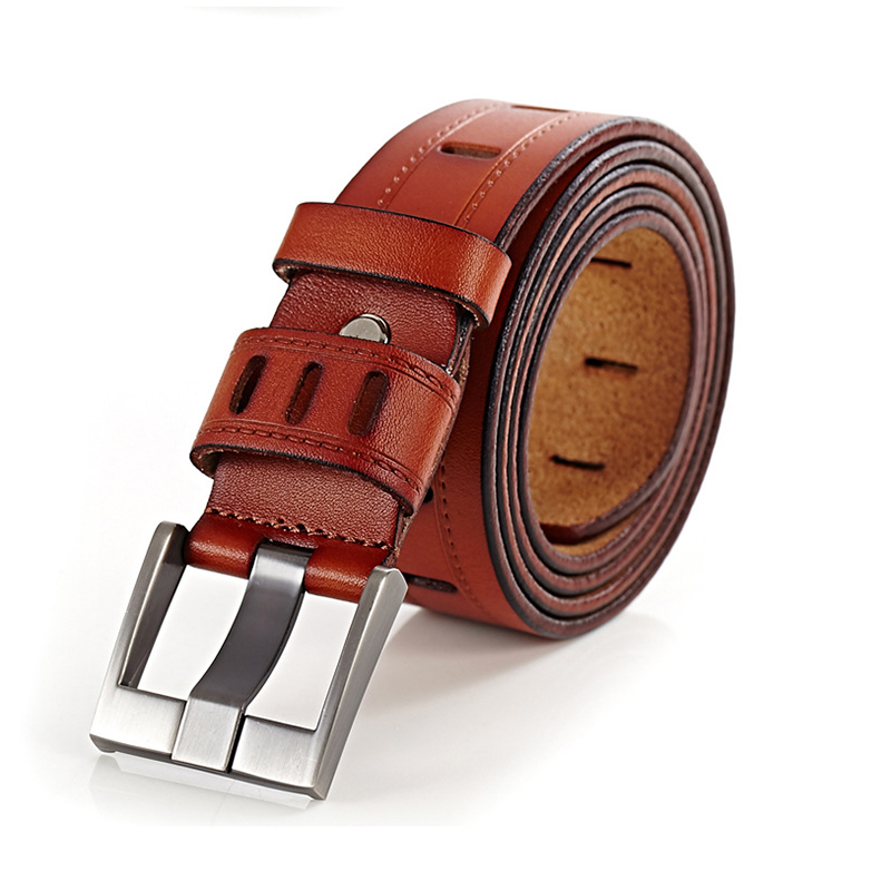 2015 Hot Mens Belts Luxury New Designer Belts Men High Quality Leather Belts For Men Pin Buckle Jeans Belt Ceinture Homme