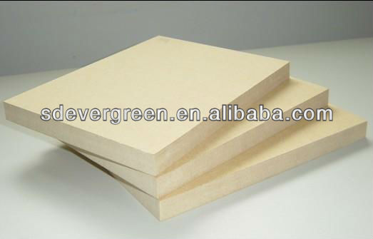 high quality E1/E2 grade 2 5mm mdf board