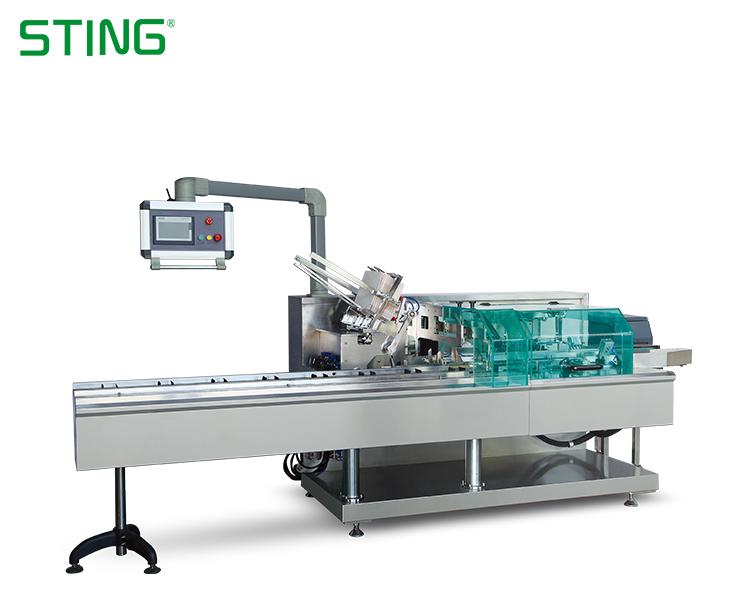 Ampoule Blister Soft Drink Big Carton Box Packing Cartoning Machine Manufacturer
