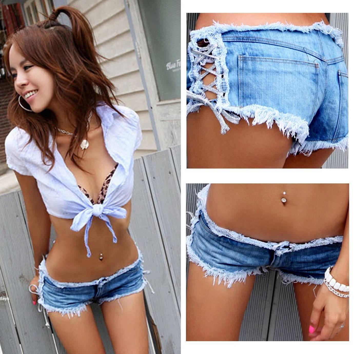 Sexy Women In Hot Pants 3