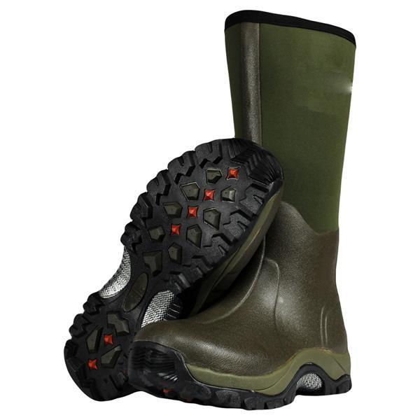 2015 mens camo pioggia in neoprene stivali da caccia riscaldata-Stivali-Id prodotto:880239016 ...
