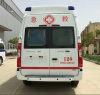 Famous Brand 4*2 Ambulance Vehicle For Sale From China Manufacturer
