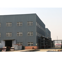 Prefab sandwich panel steel structure chicken farm building for sales