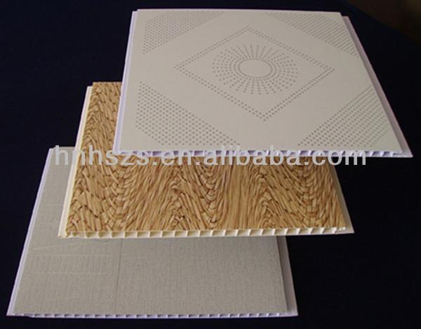 Bureau faux plafond conception en plastique transparent for Faux plafond plastique