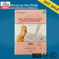 Good quality rose essence moisturizer nourish hand mask