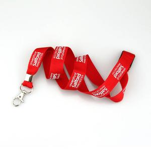 Wholesale Custom Cheap Neck Strap Key Holder Lanyard