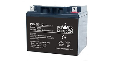 Power Kingdom Wholesale agm batteries for solar Supply communication equipment-12