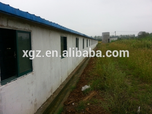 Prefab poultry house for sale