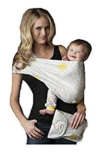 92da282d94a Get Quotations · Seven Everyday Slings Infant Carrier Baby Sling Cyrus Size  5 Large by Seven Everyday Slings