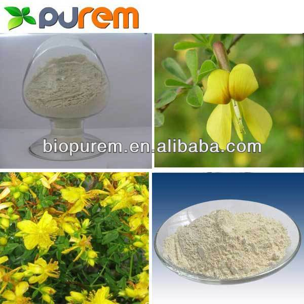 100% Pure Natural Genistein Powder 98%