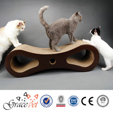 Cat Scratching Post and Cat Scratcher Lounge/wholesale cardboard cat scratchers