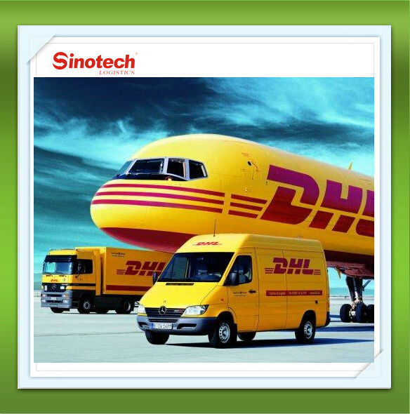 shipping express air freight from China to LIMA,Peru by DHL