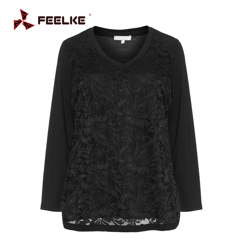 Quick delivery high quality black elastic waist summer blouse