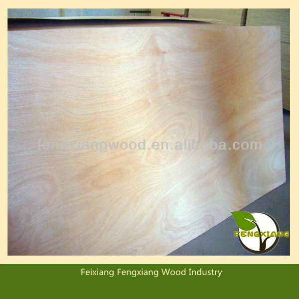 linyi FSC laminated boards/plywood okoume face and back