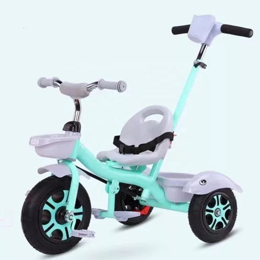 Directly from Factory Lightweight 6.5 Inch Plastic and Metal First Kids Tricycle for Toddler