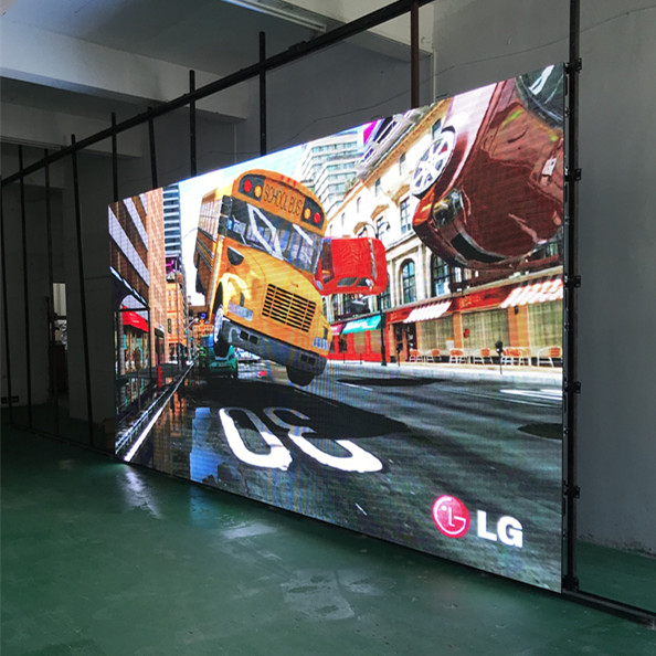 Ad alta Definizione Schermo LED Video Wall P2.5 P3 P4 P5 P6 Indoor Outdoor Display A LED