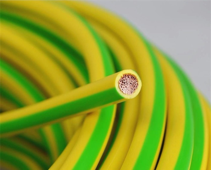 6 Awg Yellow Green Grounding Cable / Earth Wire / Earth Cable - Buy Yellow Green Grounding Cable / Earth Wire / Earth Cable,6 Awg Green Grounding ...