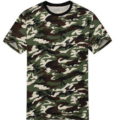 T027 человек повседневная камуфляжная Футболка мужская 100% хлопок армия  тактическая Боевая футболка Военный Спорт Camo e589f4aa1e24b